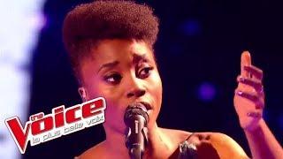 Ann-Shirley - « Marcel » (Christophe Maé)   The Voice France 2017   Live