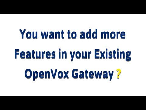 VOLTE GSM Gateway
