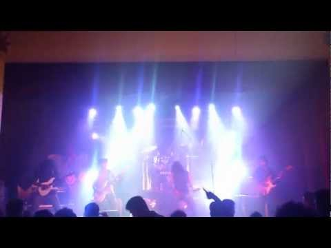 Angel Down - Fear of The Dark - Iron Maiden Cover (Live)