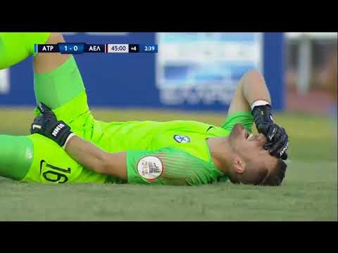 Ατρόμητος – Λάρισα 1-1 | HIGHLIGHTS | 25/08/2019 | ΕΡΤ