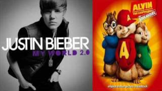 "Alvin and The Chipmunks sing ""Baby"" by Justin Bieber"