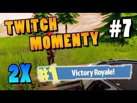 Twitch Momenty #7 │DOUBLE WIN