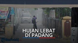 Peringatan Dini BMKG: Waspada Hujan Lebat Disertai Angin Kencang di Padang dan 5 Daerah di Sumbar