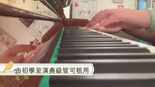 SONG: Beautiful Rain💓租琴回家⚡想幾時彈就幾時彈