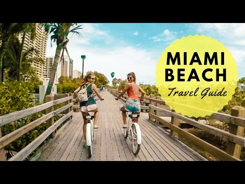 WATCH THIS BEFORE YOU TRAVEL TO MIAMI – MIAMI BEACH TRAVEL GUIDE – SOUTH BEACH VLOG