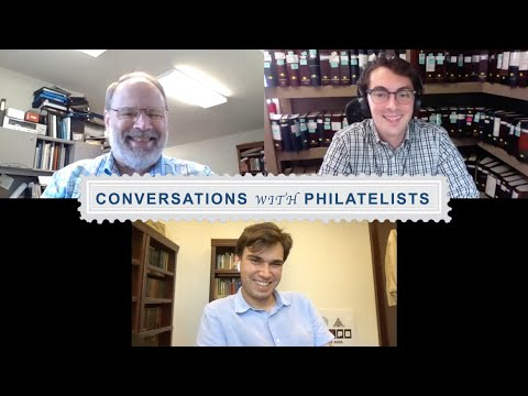 Conversations with Philatelists: Episode 17 Eric Jackson: Revenue Stamps