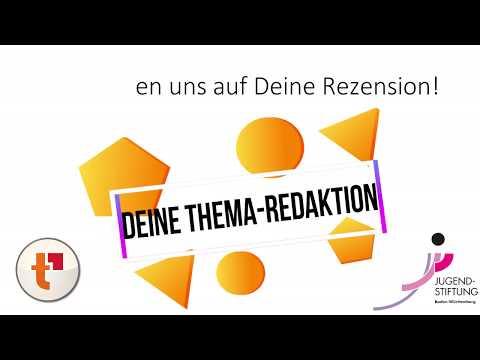 How to Rezension schreiben