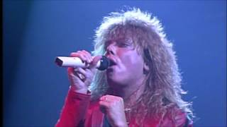 Europe - Stormwind (Live 1986) (Promo Only)