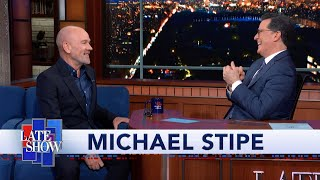 """Michael Stipe Once Told Donald Trump To """"Shut Up"""" At A Concert"""