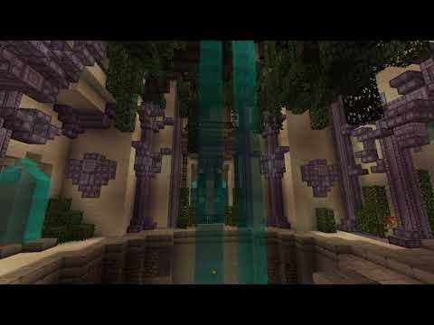 Underground Base Timelapse Part2: Creative Minecraft 1 12 2
