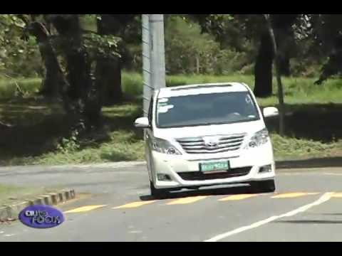 Auto Focus Production Models Toyota Alphard 2012