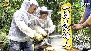 《一日系列第一百零八集》史上最甜蜜的一日系列!!阿公跟泱泱都想要做的工作!!-一日養蜂人