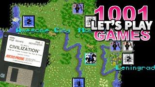 Civilization (DOS) - Let's Play 1001 Games - Episode 7 (Part 1)