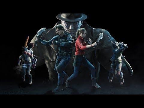 《魔物獵人世界:ICEBORNE》X《惡靈古堡2重製版》合作預告公開!