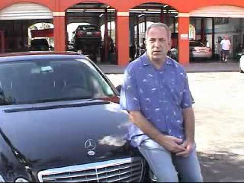 Happy customer, Jay explains why European Auto Service makes him satisfied with the work they do on his Mercedes