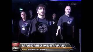 Кавказские Бойцы UFC