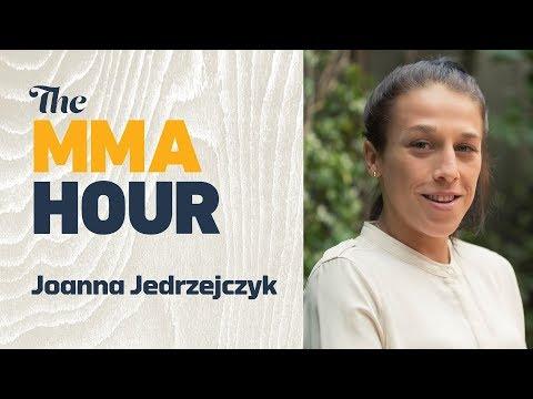 Joanna Jedrzejczyk Cut '15 Pounds in 14 Hours' Ahead of UFC 217