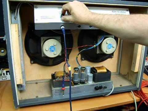 Boehm Verstaerker REGENT 30H Tube Amp Amplifier Verstärker, Audio & HiFi gebraucht kaufen