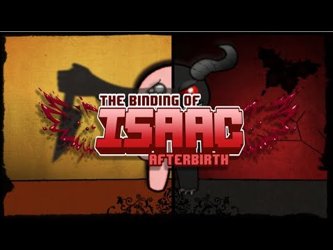 The Binding of Isaac: Afterbirth+ Challenge (Backasswards)