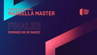 Finalen från Cervezas Victoria Marbella Master 2020