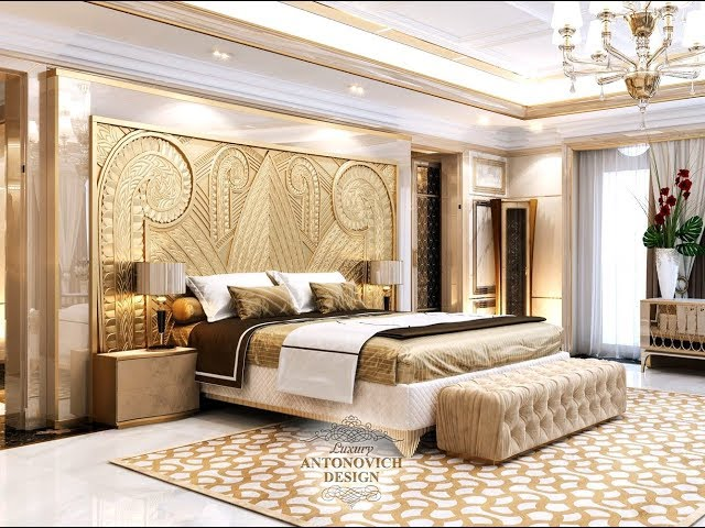 Дизайн Большой Спальни (Slide-show 0,16 m)