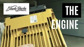 Chosta E320 CDI TST remap 308hp vs W211 E500 decat straight pipe