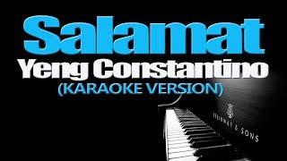 SALAMAT - Yeng Constantino (KARAOKE VERSION)