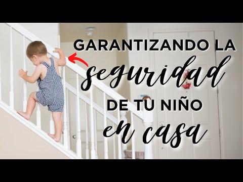 Garantizando la seguridad de tu niño en casa