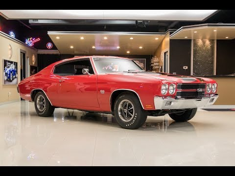 Video of Classic '70 Chevrolet Chevelle - $69,900.00 Offered by Vanguard Motor Sales - NQ35