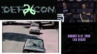 DEF CON 26 - Si, Agent X - Wagging the Tail:Covert Passive Surveillance