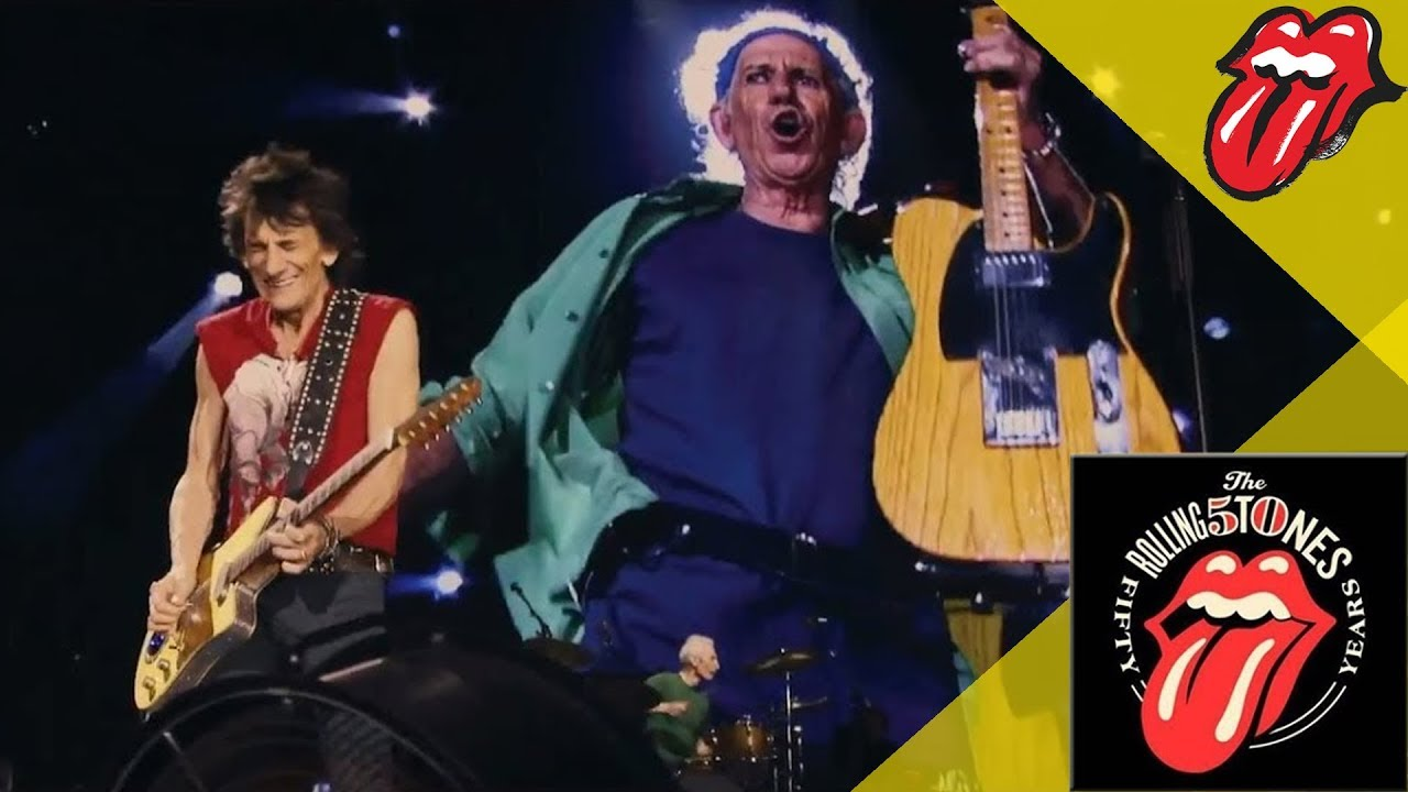 The Rolling Stones - Jumping Jack Flash