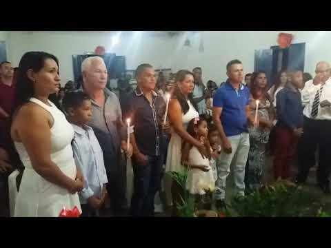 Santa missa em Boa vista do bananal município de cristália mg!(18)
