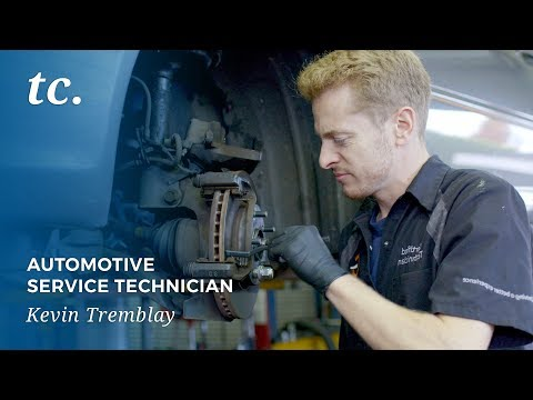 This Automotive Technician is Proof That You Don't Have To Be ...