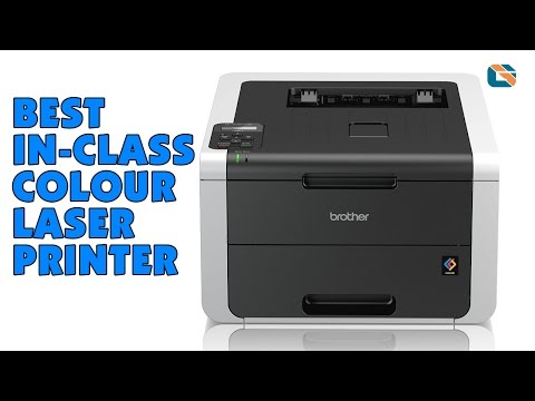 Brother HL-3150CDW Colour Laser Printer Review #Brother