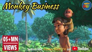 Jungle Book Hindi Cartoon For Kids | Junglebeat | Mogli Cartoon Hindi | Episode 34