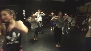DANCEWORKSShiho&CocoNatsuko/JazzFunkクリスマスworkshop
