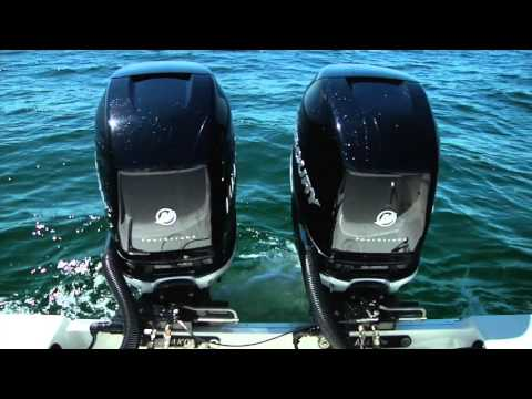 2018 Mercury Marine Six Cylinder 300 hp in Holiday, Florida - Video 1