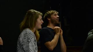 Nathan&Lisa  - ein Probenvideo...