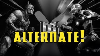 Batman: The One Who Wins!   DBX Alt. Ending