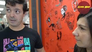 Geek Hub X Central Comics