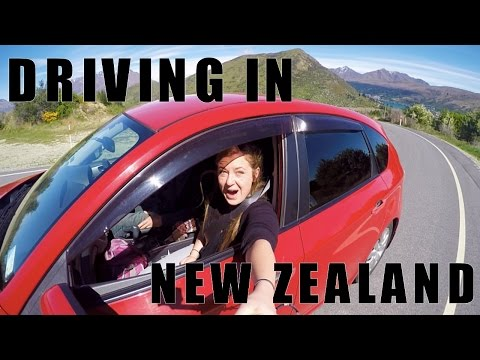 THINGS TO KNOW BEFORE DRIVING IN NEW ZEALAND