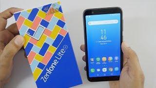 Asus ZenFone Lite (L1) ZA551KL Budget Smartphone Unboxing & Overview