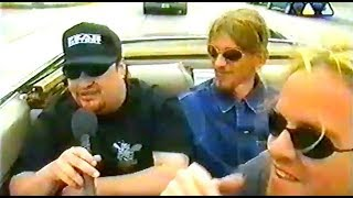 Fear Factory - Los Angeles 05.1995 (TV) Interview
