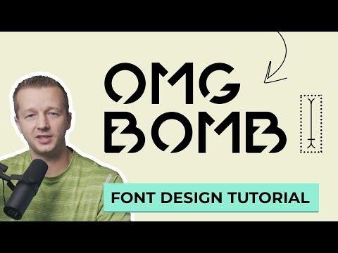 mp4 Design Font, download Design Font video klip Design Font