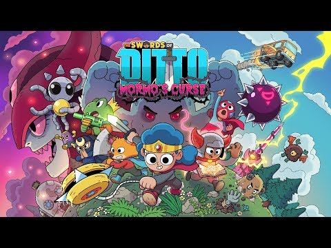 The Swords of Ditto: Mormo's Curse - Launch Trailer thumbnail