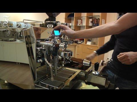 Espressomaschine im Test: Mit Druck richtig umgehen können