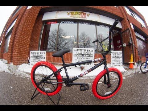 2015 Stolen Casino 20″ BMX Unboxing @ Harvester Bikes