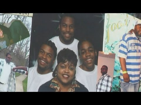 Family of murdered man want Walnut Hills alley cleaned up