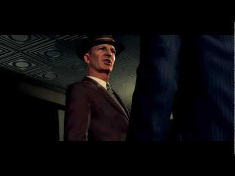 Corruption Runs Rampant In L.A. Noire's Latest Trailer