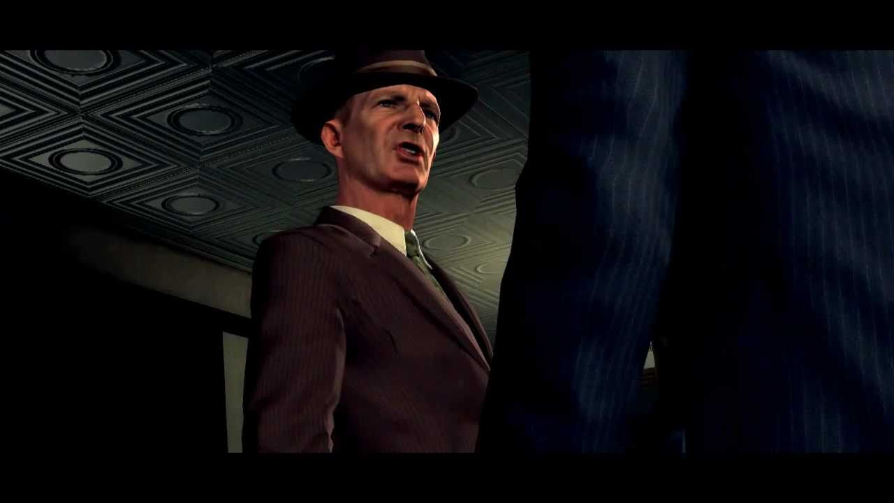 Corruption Runs Rampant In L.A. Noire's Latest Trailer